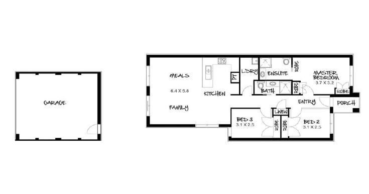 harkaway homes floor plans