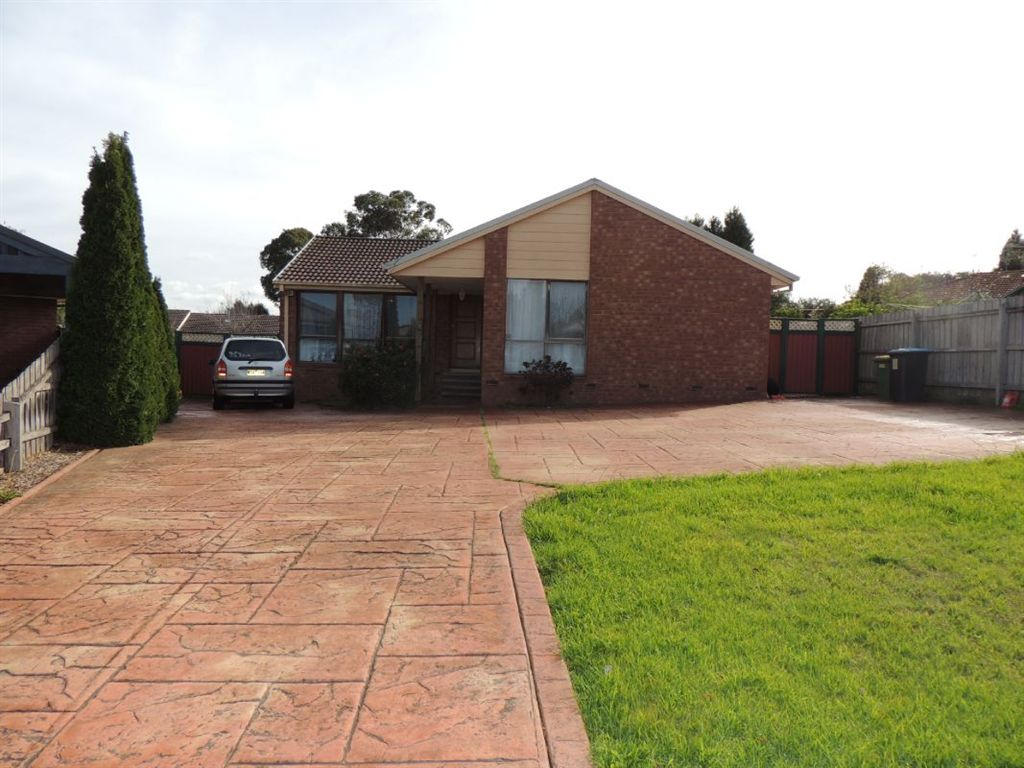 Three bedroom home in the heart of Rowville