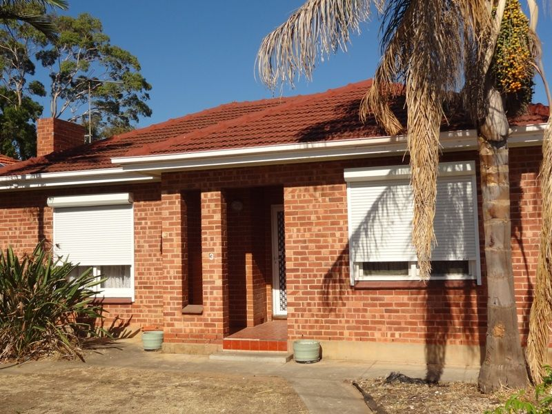 Large Solid Brick 2 Bedroom Home