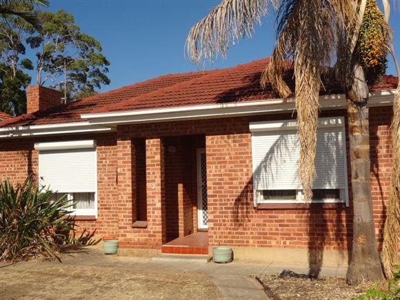 Large Solid Brick 2 Bedroom Home