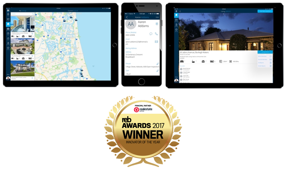 Harcourts Next Generation Apps: eOne, eOpen and App Store
