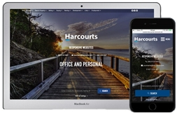 Harcourts Websites