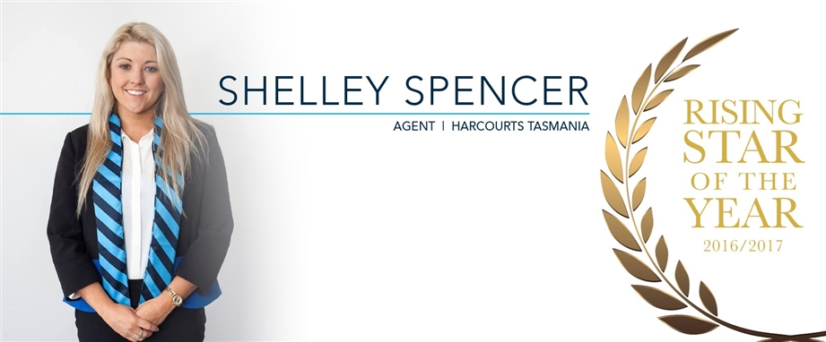 Shelley Spencer - Harcourts Launceston Real Estate Rising Star Harcourts Tasmania Web Image