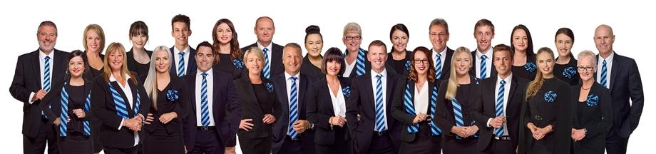 Harcourts Ballarat Team