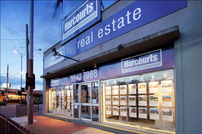 Harcourts Clayton Real Estate Office Photo