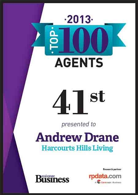2013 Top 100 Agents