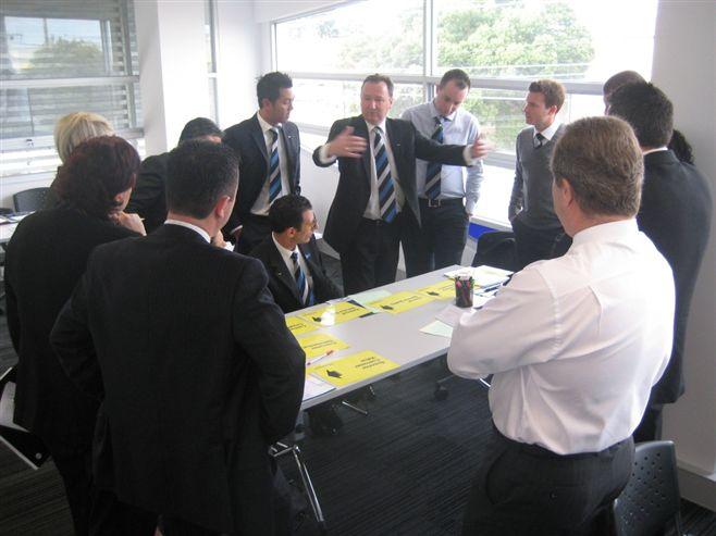 Harcourts Victoria Management Programme