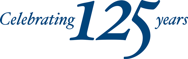Harcourts 125 Years Logo
