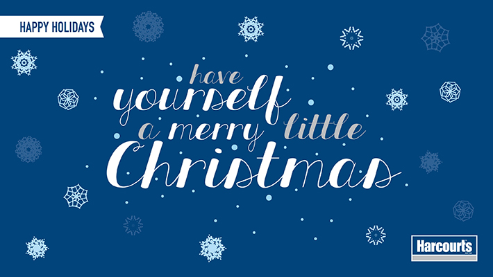 Merry Christmas from the team at Harcourts Berwick