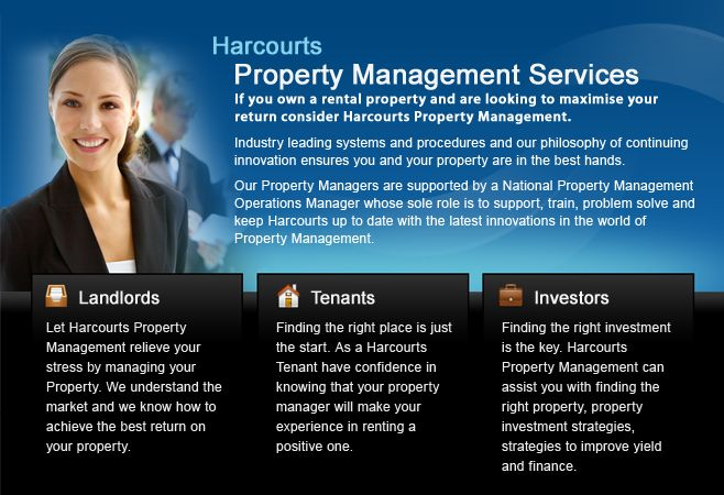 Harcourts Berwick Property Management Services