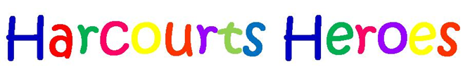 Harcourts Heroes Logo