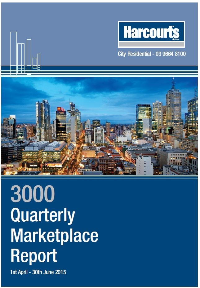Marketplace Report Postcode 3000 - 1st April to 30th June 2015