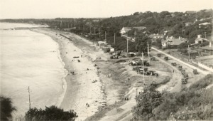 Frankston Beach in 1930