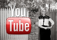Join me on You Tube - click below