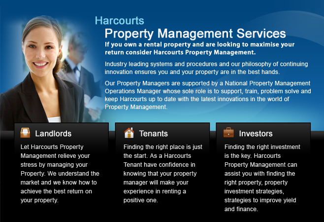 Harcourts Mitcham Property Management Services