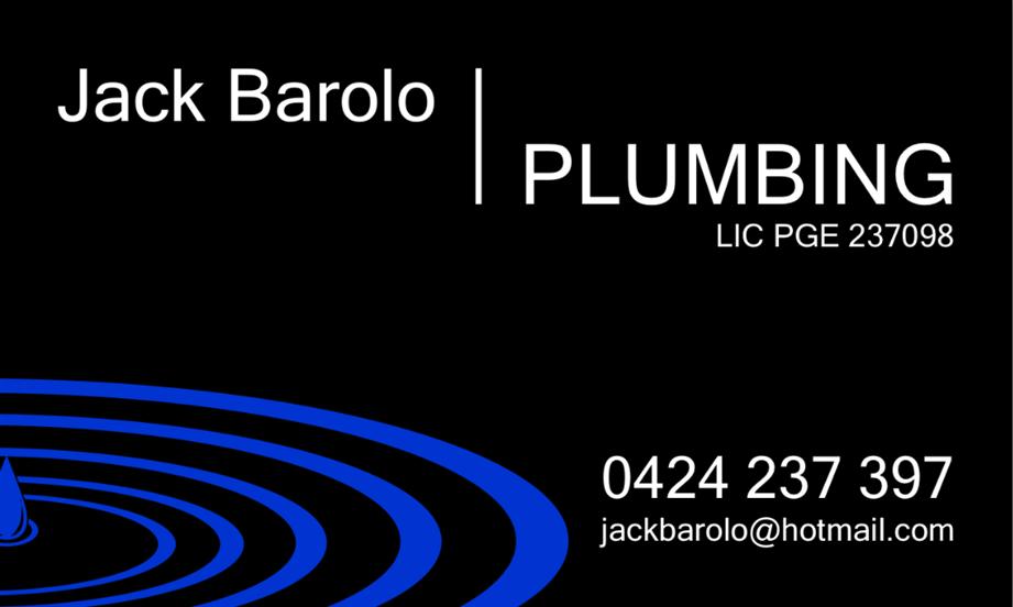 Jack Barolo Plumbing