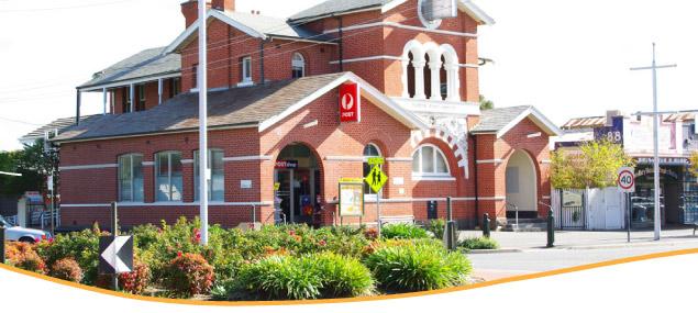 Euroa Post Office