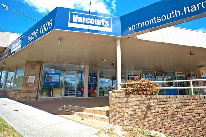 Harcourts Vermont South Real Estate Office Photo