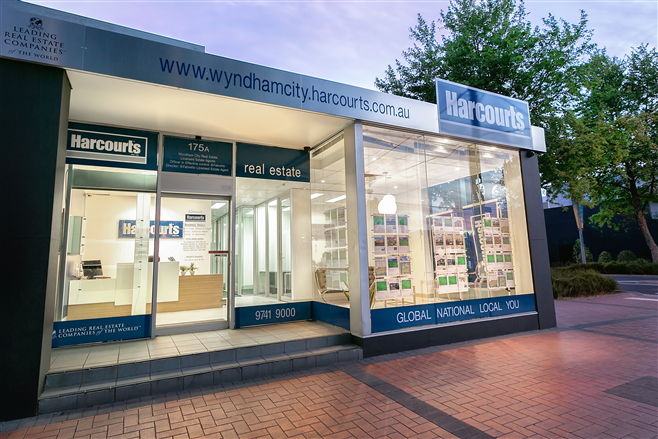 Harcourts Wyndham City Real Estate Office Photo