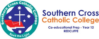 Southern Cross Catholic College Kippa-Ring Logo