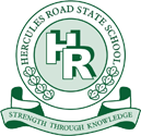 Hercules Road State School Logo