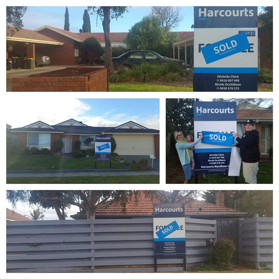 Sold property in Werribee, Hoppers Crossing and Wyndham Vale
