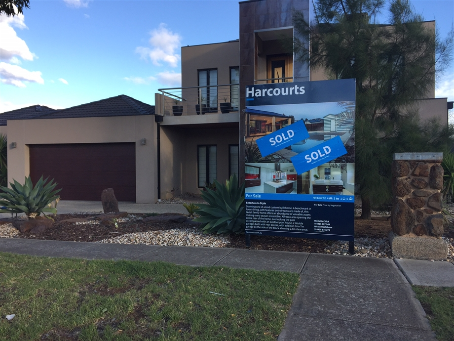 Property sold in Wyndham Vale