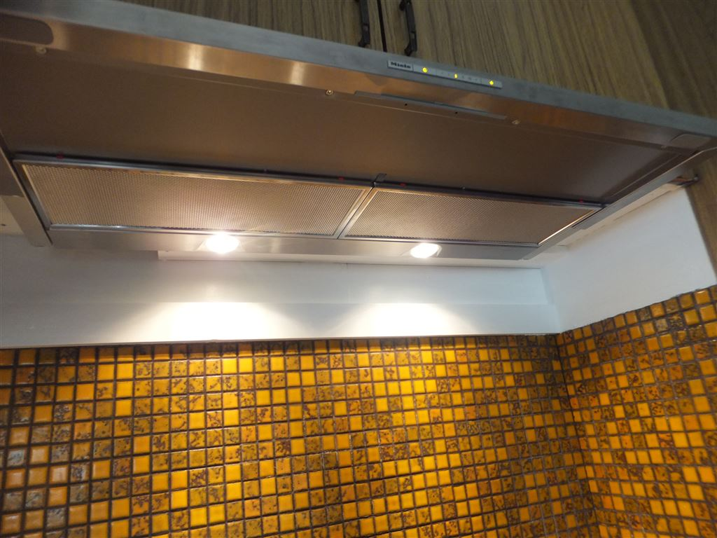 Brand new(February 2015), Meile Pull out range hood