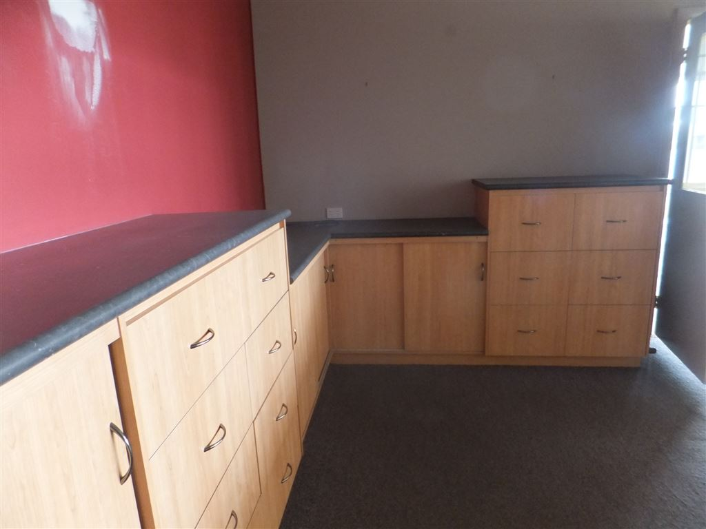 Front Office/reception cabinetry