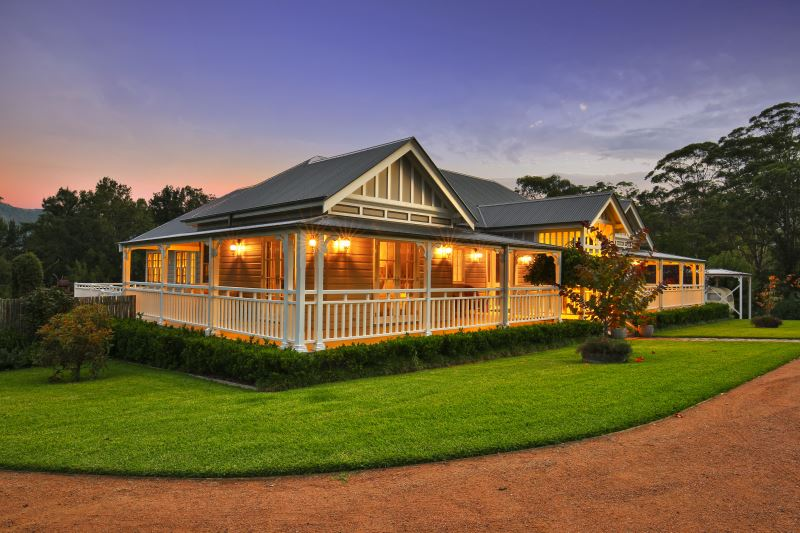 Perfection In Kangaroo Valley with Creek Frontage - WOW!!
