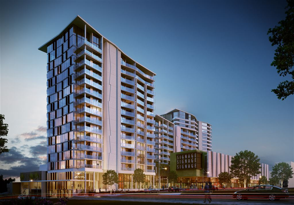 The New Heart of Coorparoo