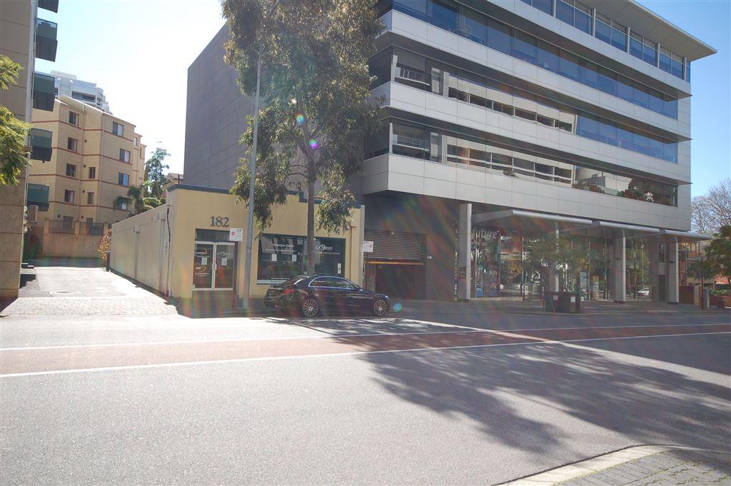 Perth CBD Location!