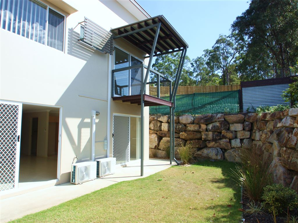 Harcourts Coomera - back of house