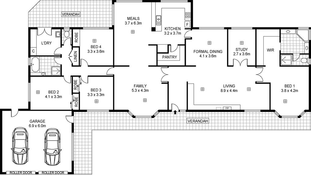a v jennings house floor plans wood floors ForA V Jennings Home Designs