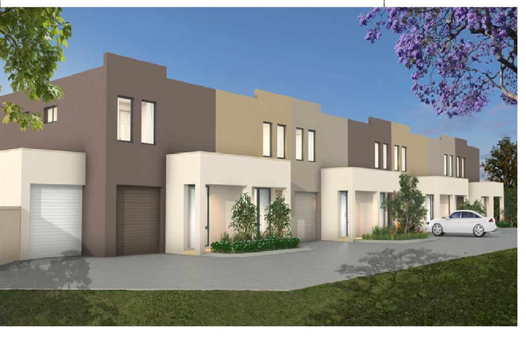 19 Brand New Townhouses,