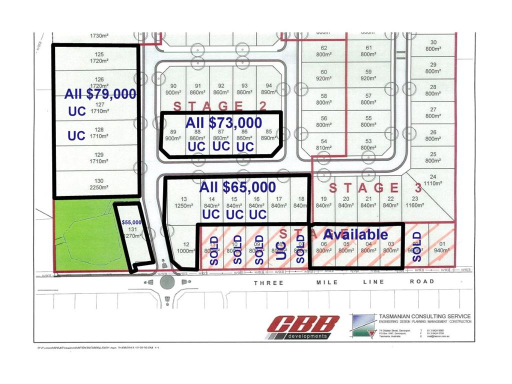 Mooreville 00 three mile line road harcourts burnie for Floor plans for 160 000