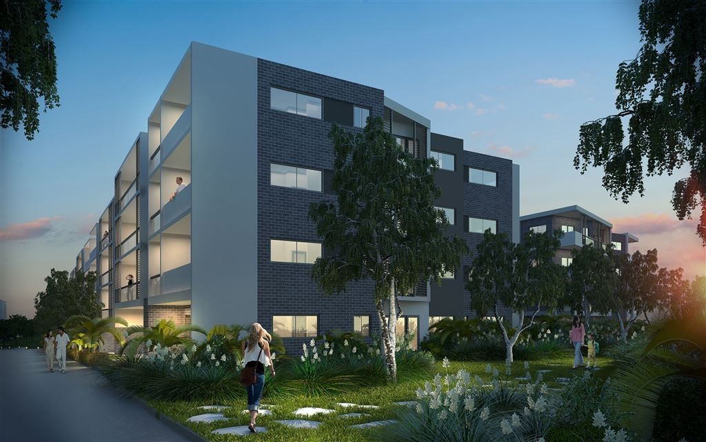 Prestigious Rouse Hill Apartments - Purchase Off The Plan