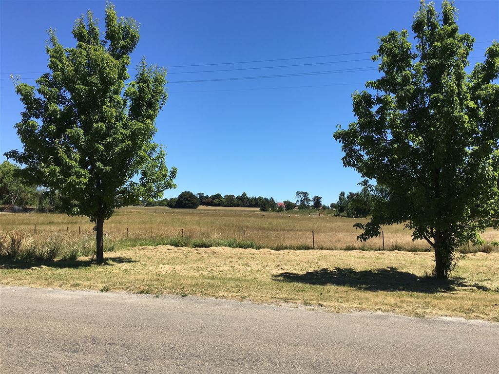 Develop or Build Your Rural Dreams Within Crookwell Township
