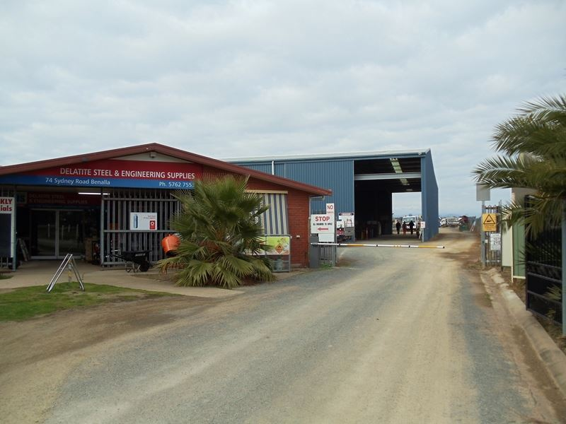 Delatite Steel & Engineering Supplies - Benalla
