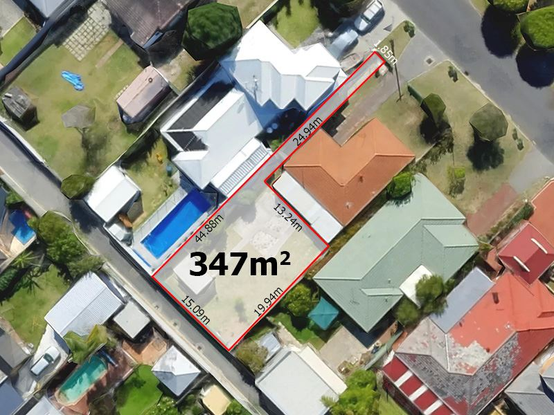 Metres from the River & Direct Laneway Access