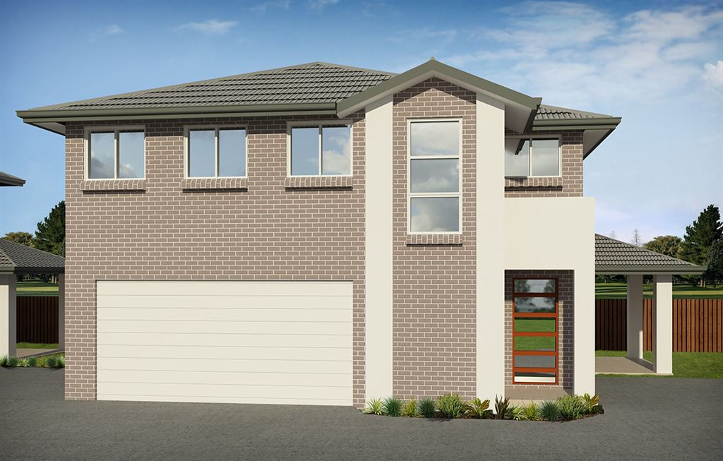 Brand new off the plan townhouses in great location!