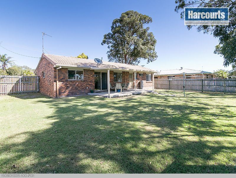 Lowset brick 3 bed home