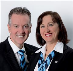 Kevin & Mary-Anne Belgrove