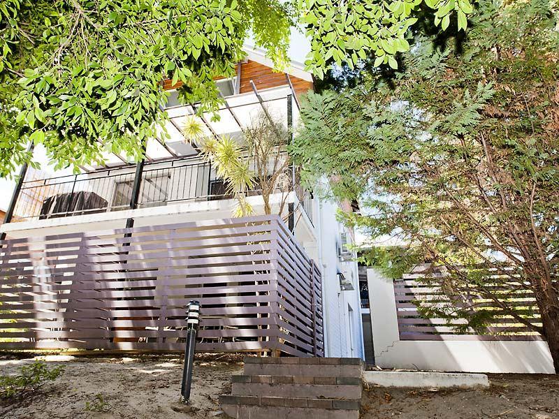 Modern, Huge Courtyard, Adjacent to Parkland