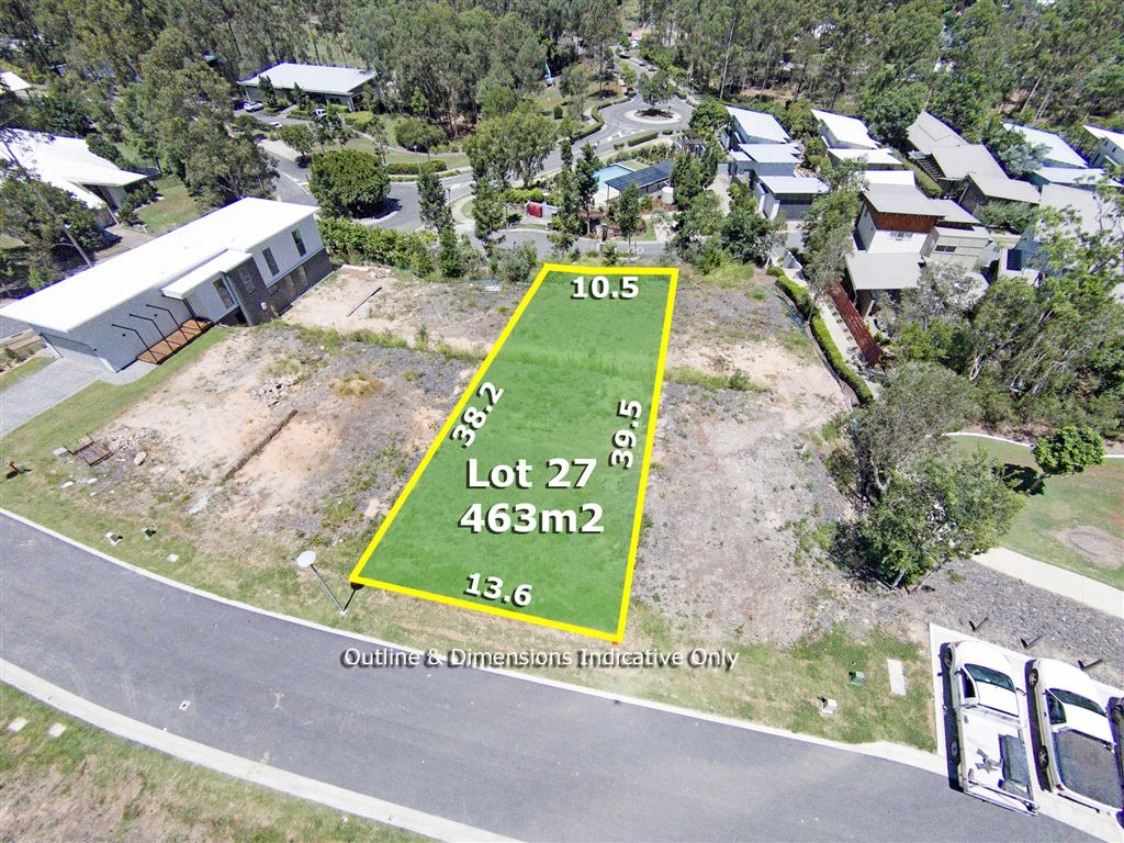 Fantastic Brookwater Building Opportunity!!!