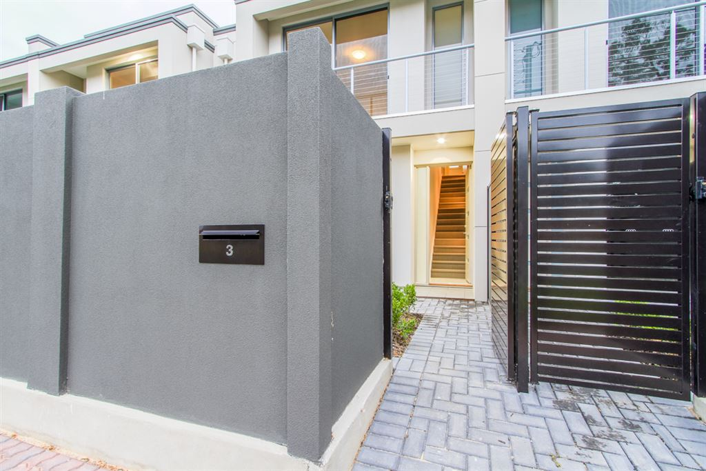 Brand New Architectural Townhouse in Convenient Location