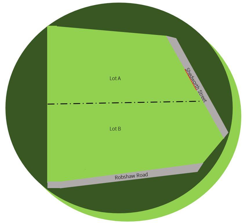 Large Corner Block - DA Approved For Subdivision!