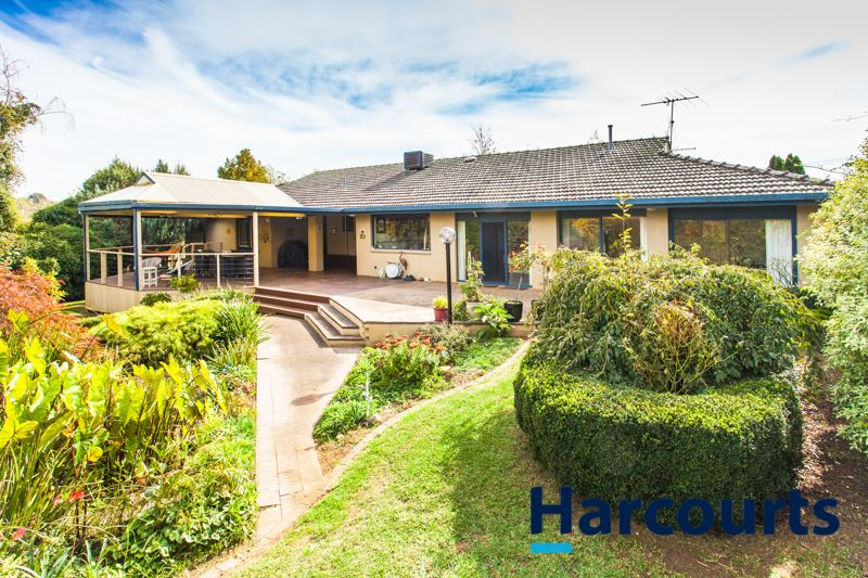 Approx ¾ acre plus family Home