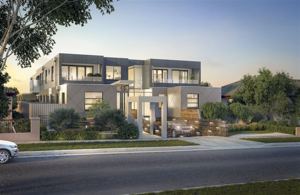 Exciting New Development - Chic, Convenient, Contemporary