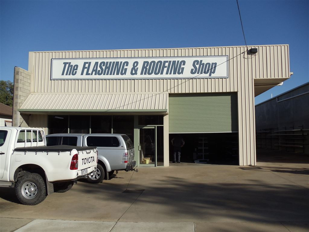 Leading flashing, metal fabrication & roofing supply busines